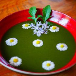 Soupe Ortie-Butternut